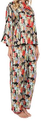 Petite Natori Pajamas Inseam 26