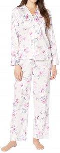 Petite Sateen Pajamas - Ralph Laren - 28'