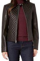 Petite Genuine Leather Jacket | Petite Outerwear
