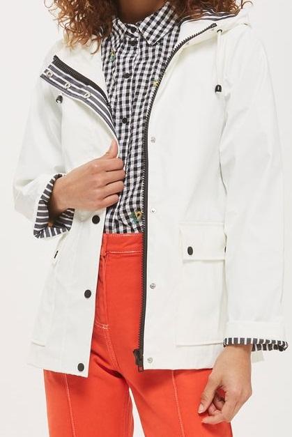 Petite Mac Raincoat - Topshop