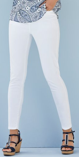 Petite  Ankle Grazer Trousers Short Inseam 25