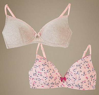 28AA Moulded Full Cup Bra