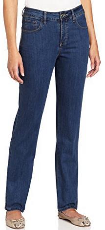 Petite Classic Lee Jeans Short Inseam 26'5