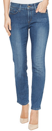 Petite Convertible Ankle Jeans Short Inseam 25