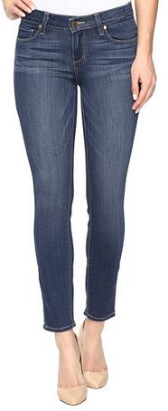 Petite Paige Jeans Short Inseam 26
