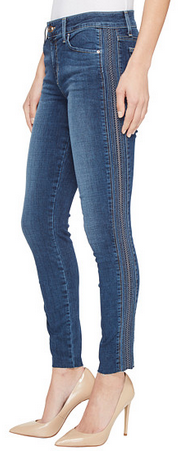 Petite Skinny Ankle Jeans Short Inseam 26