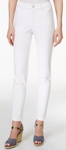 Petite Tummy Control Jeans Short Inseam 26