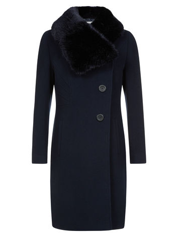 Petite Wool Coat