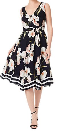 Precis Petite Floral Occasion Dress