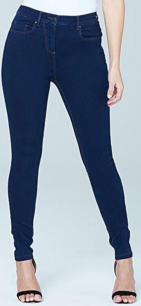 Short Length Skinny Jeans Inseam 27