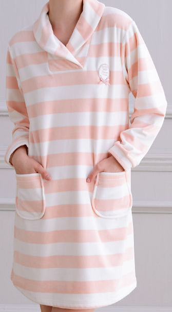 Petite Fleece NightDress