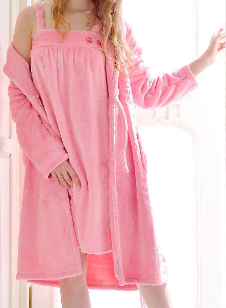 Petite NightDress And Robe
