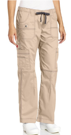 New Capri Pant In Solid Tone Featuring Cropped Hem With Optional Rolled Cuffs Porkchop Front Pockets, Utility Cargo Pockets At Sides, Welted Back Pockets Comfort Knit Waist Front Rise 1025&quot, Leg Opening 16&quot, Inseam 21&quot19&quot Unrolledrolled