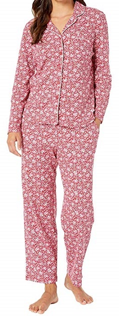 Petite Pajamas Karen Neuburger 60% Cotton - 27' Inseam
