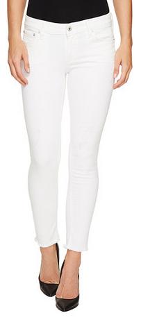 Petite Capri Jeans Short Inseam 27