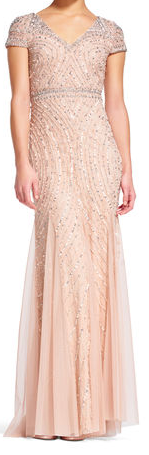 Petite Prom Gown
