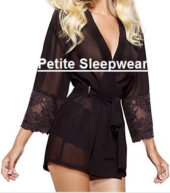 Petite Sleepwear | Petite Robes | Petite Pajamas
